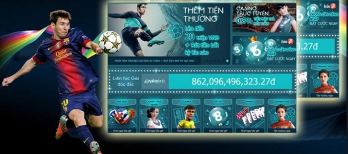 kỹ thuật cá cược bóng đá online hái ra tiền