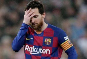 Messi muốn rời Barcelona