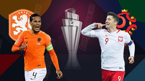 Soi kèo Hà Lan vs Ba Lan - Nations League 2020/21