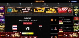 11metTV - xem bóng đá trực tuyến chuẩn HD