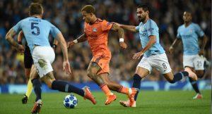 Soi Kèo Nhanh Manchester City vs Lyon