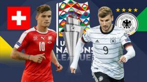 Soi kèo bóng đá Đức vs Thụy Sỹ 01h45 ngày 14/10 - UEFA Nations League