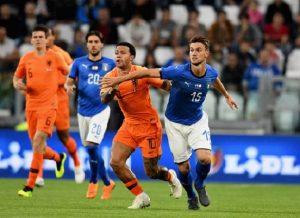 Soi kèo bóng đá Italia vs Hà Lan - 01h45 ngày 15/10