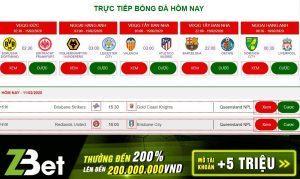 Tructiepbongda - Tructiepbongda.com - Xem bóng đá trực tuyến mỗi ngày