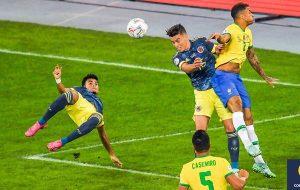 Brazil vs Colombia : kết cụ đã được dự báo