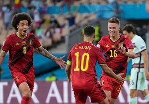KQBD EURO 2020 - BỈ VS BỒ ĐÀO NHA