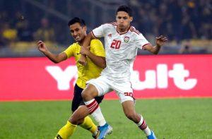 Nhận Định UAE vs Malaysia - Khẳng định sức mạnh