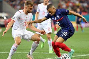 Kết quả Euro : Pháp 3-3 Thụy Sỹ (pen 4-5): Pháp rời Euro trong tiếc nuối