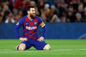 Tin tức bóng đá - Messi hết hạn hợp đồng với Barcelona