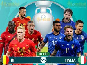 Nhận định Bỉ vs Ý 2h00 ngày 3/7