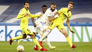 Real Madrid vs Villarreal - Chấm điểm sao Real