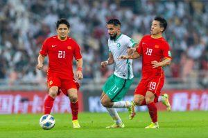 Vòng loại World cup 2022 - Saudi Arabia bứt phá